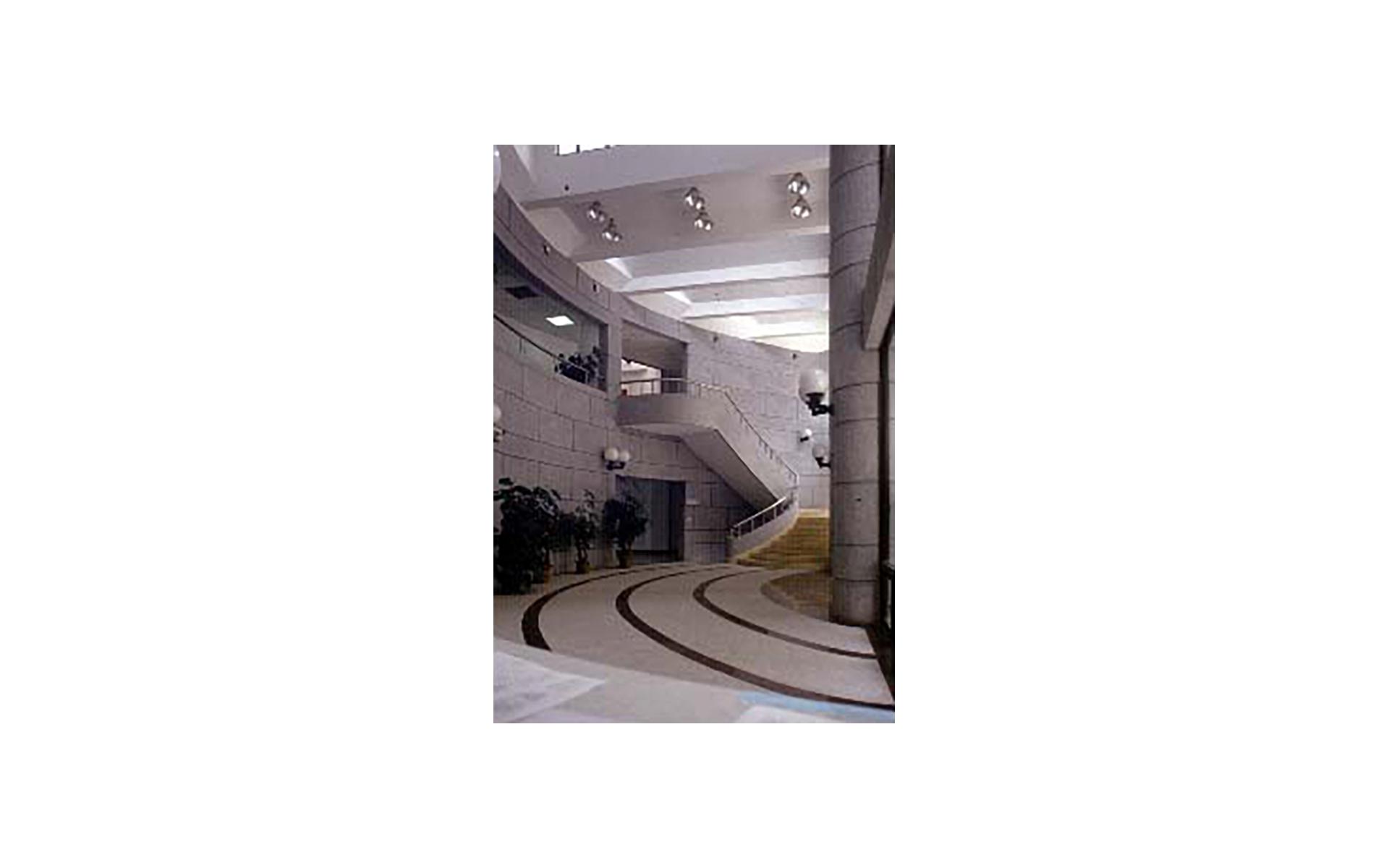 台北台灣大學資訊館