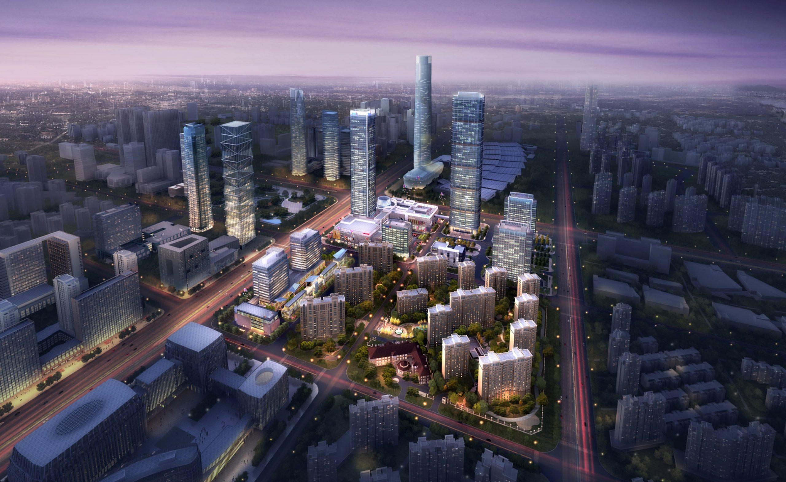 南京華新城
