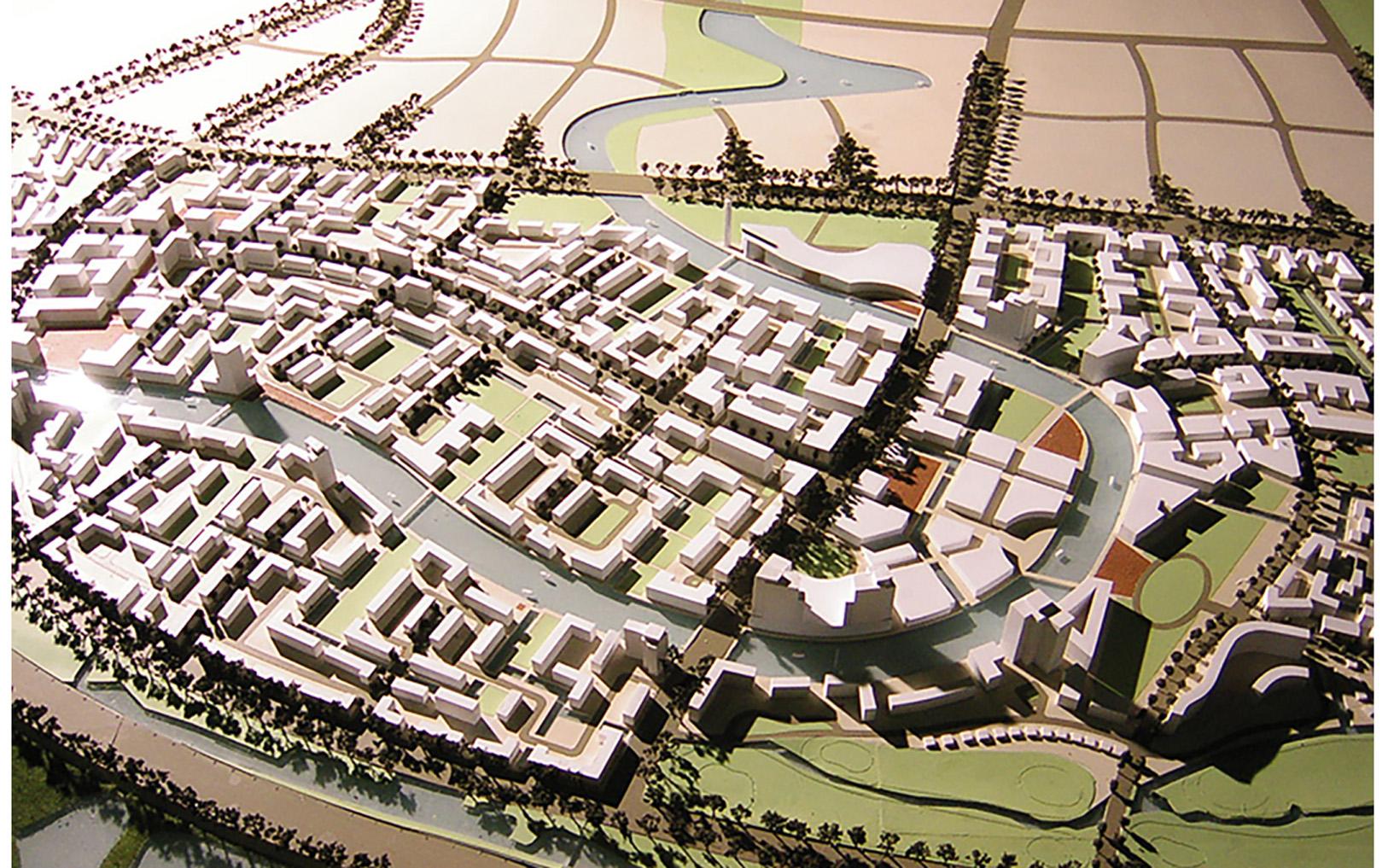 南京威尼斯整體規劃