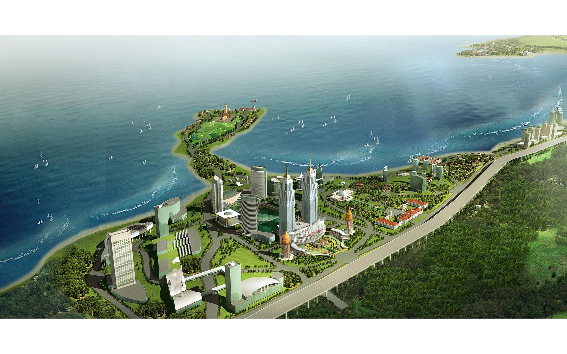2012 APEC園區前期規劃