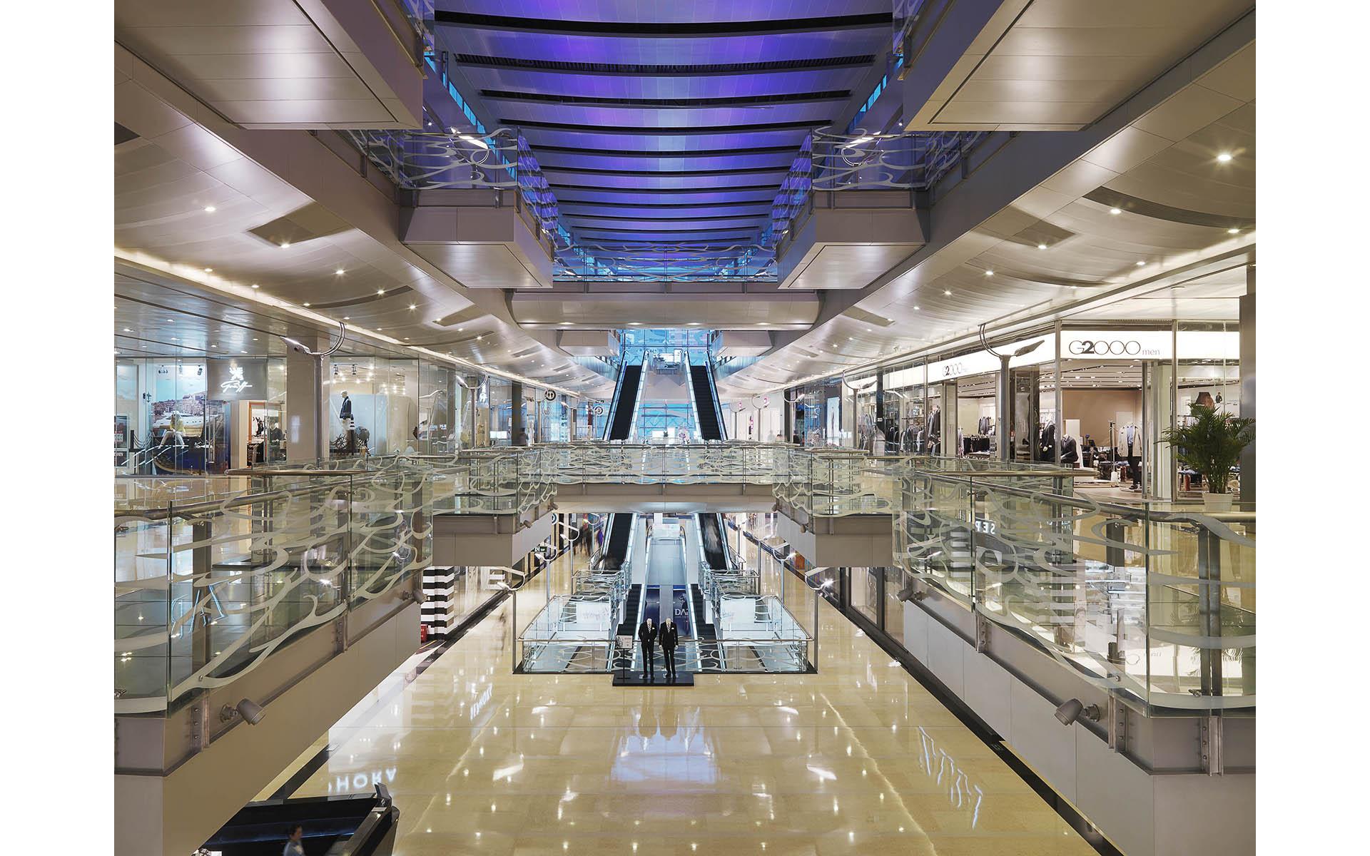 青島購物中心