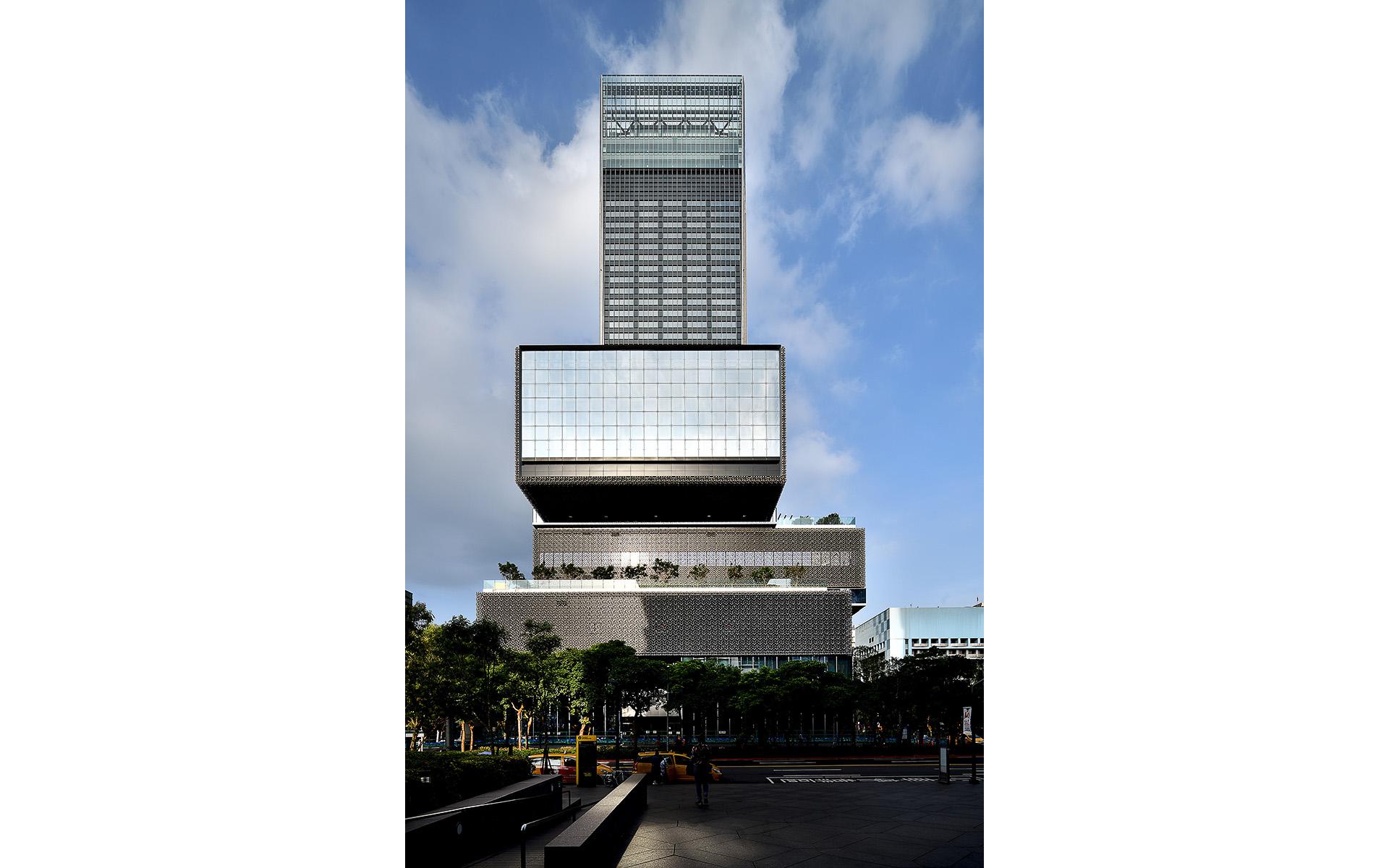 台北南山廣場