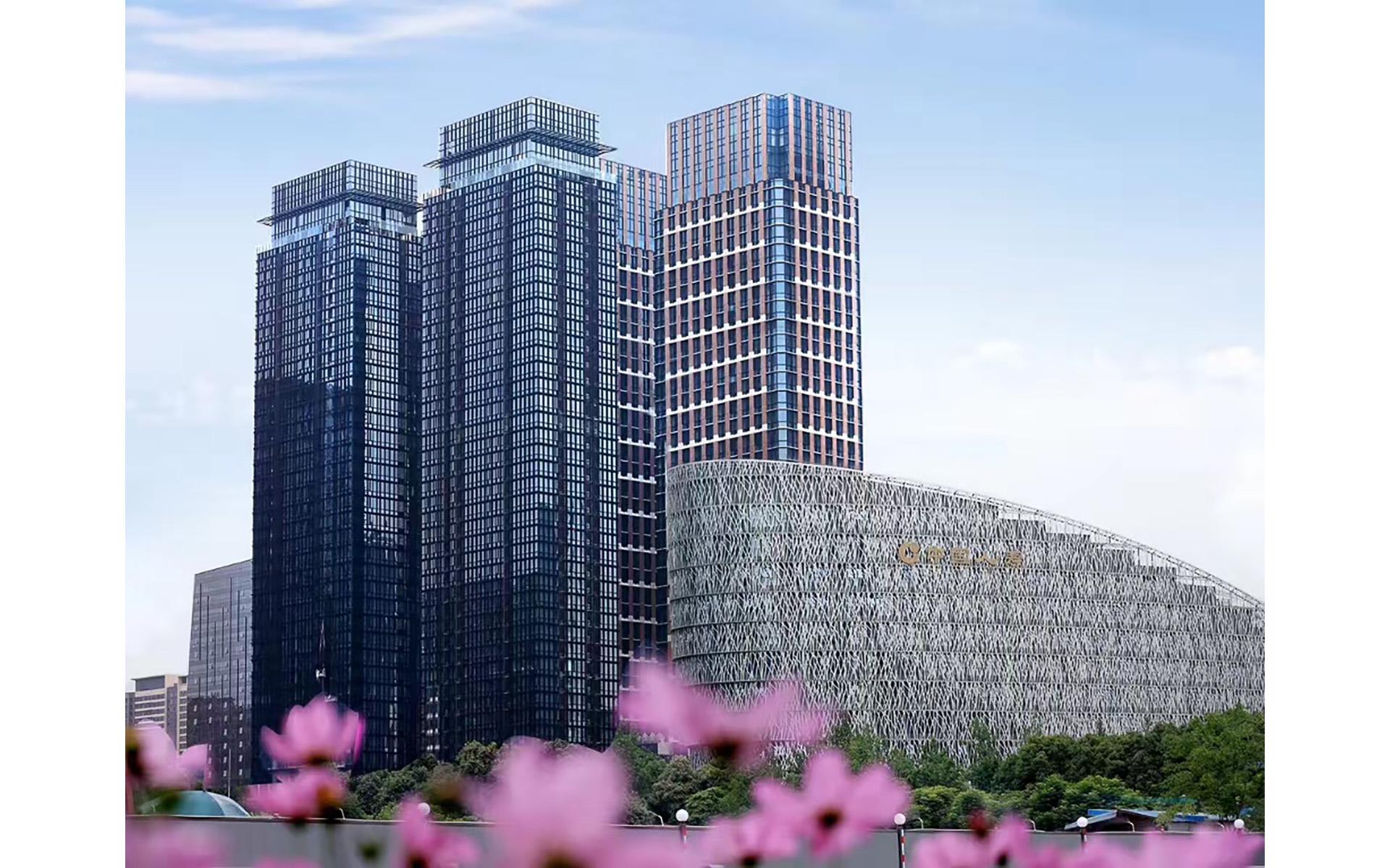 成都華商金融貿易中心