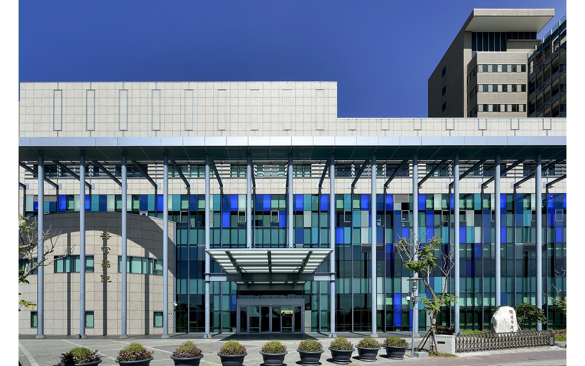 台北高等行政法院及司法院研習所