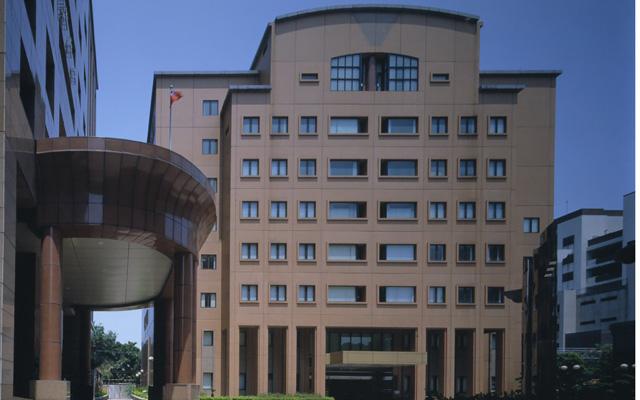 考試院暨考選部行政大樓
