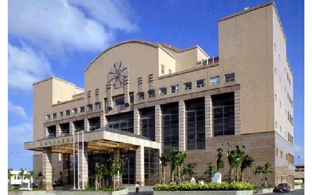 台北關稅局通關大樓