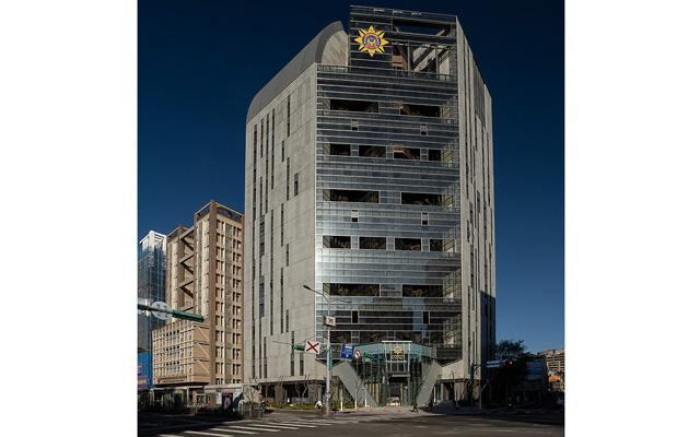 台北市警察局刑事警察大樓