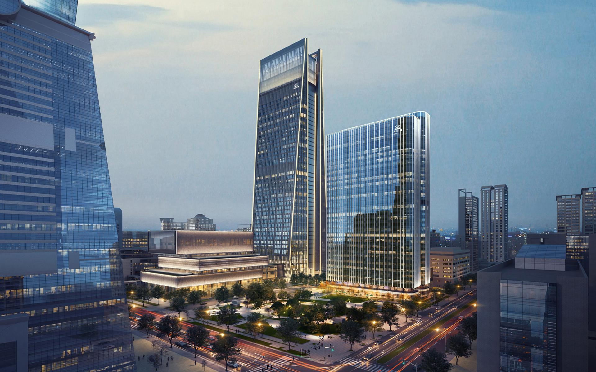 台北南山A26商辦大樓