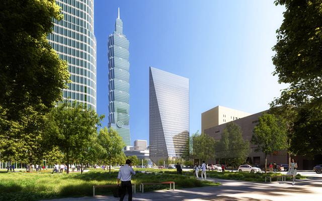 台北南山A21商辦大樓