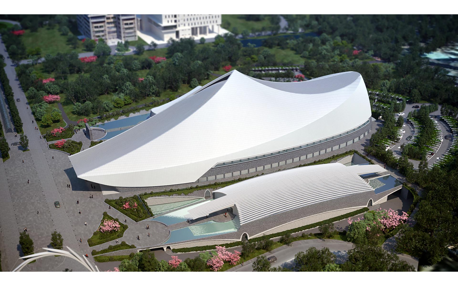 桃園遠東國際會議中心
