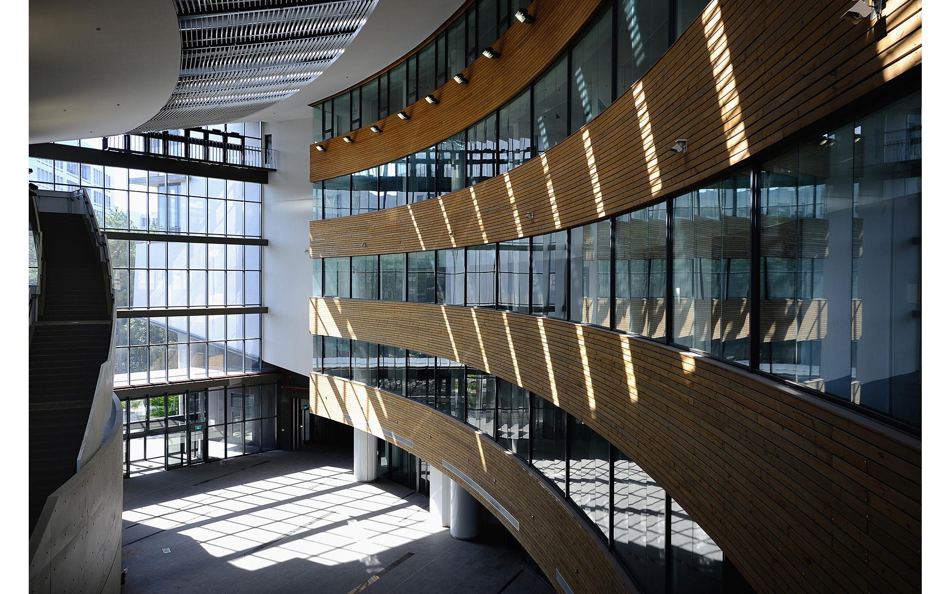新竹清華大學學習資源中心
