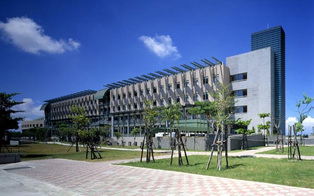 高雄大學第一綜合教室