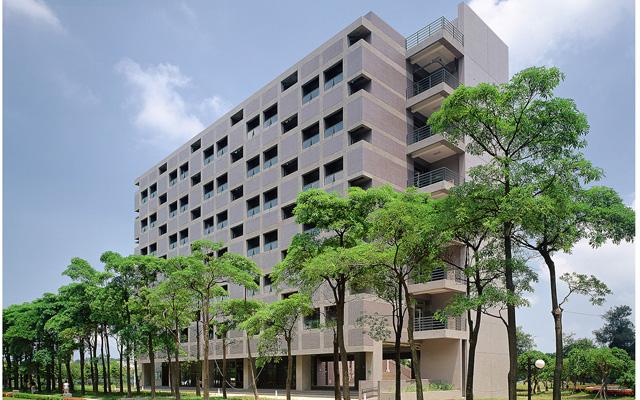 新竹交通大學交映樓