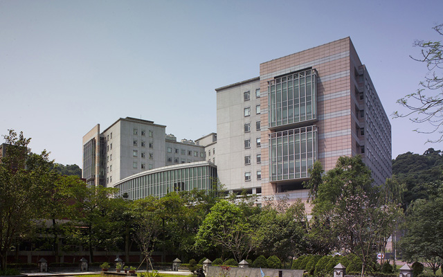 南港中央研究院人文社會科學館