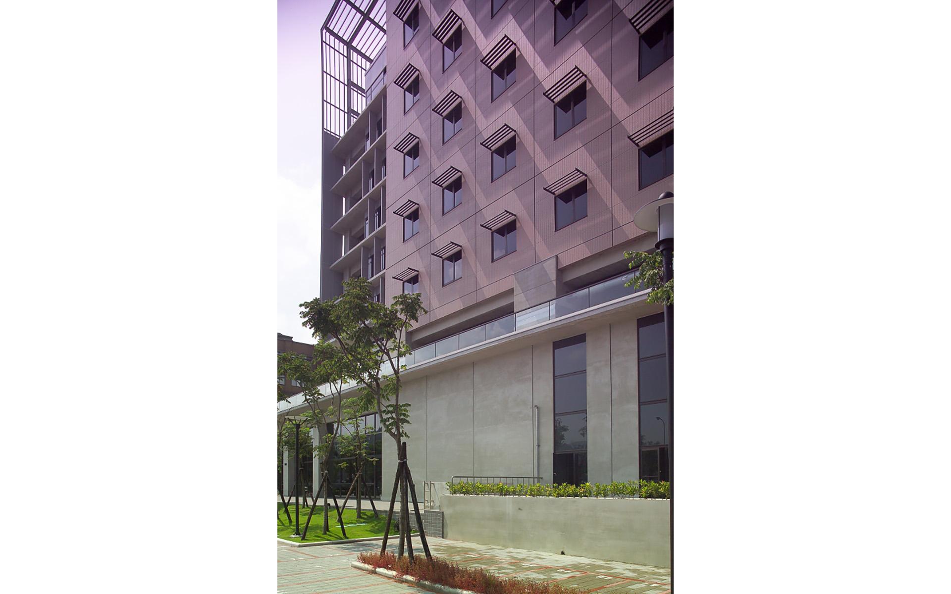 台北台灣大學土木研究大樓
