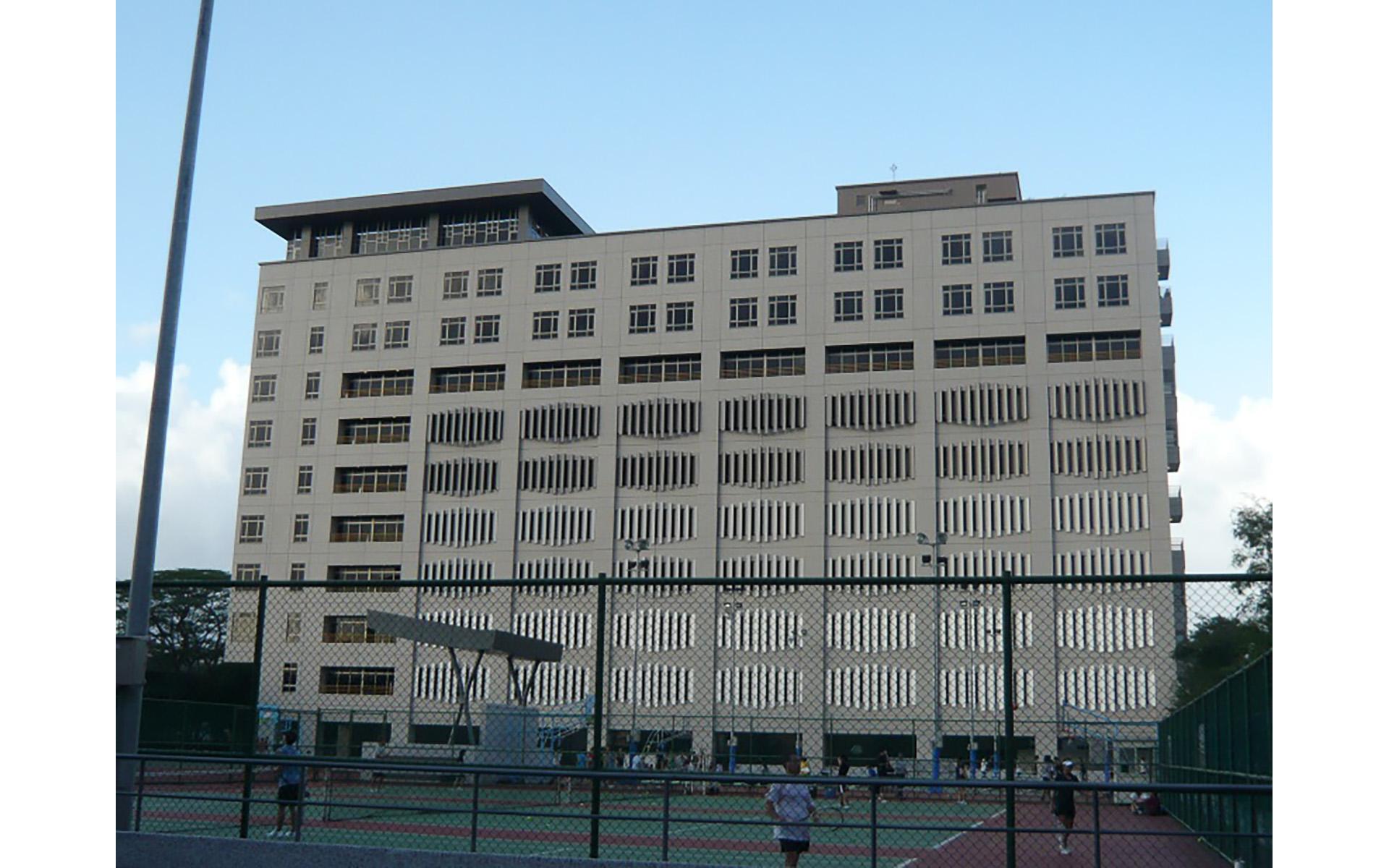 台北台灣科技大學教學大樓