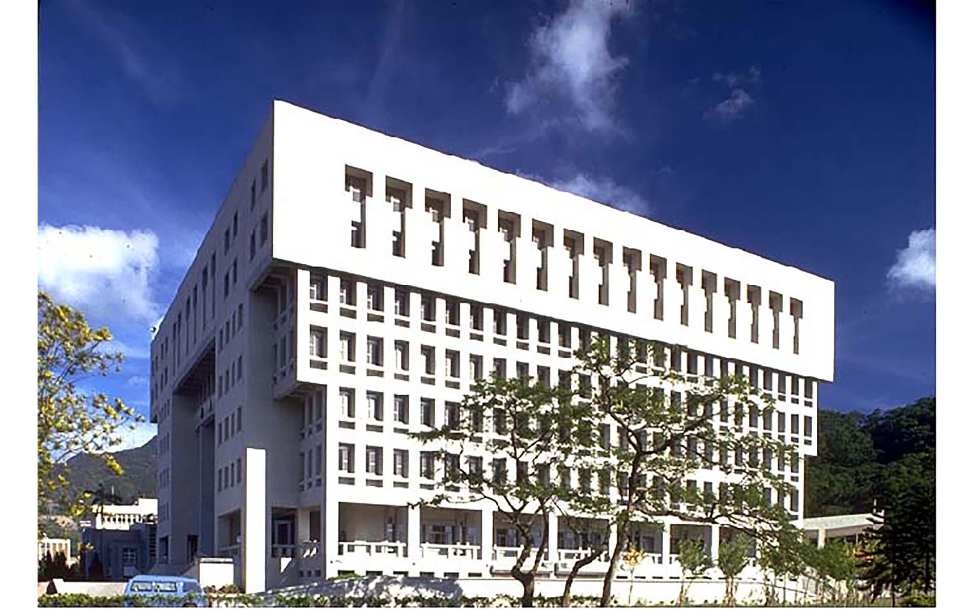 台北政治大學行政大樓