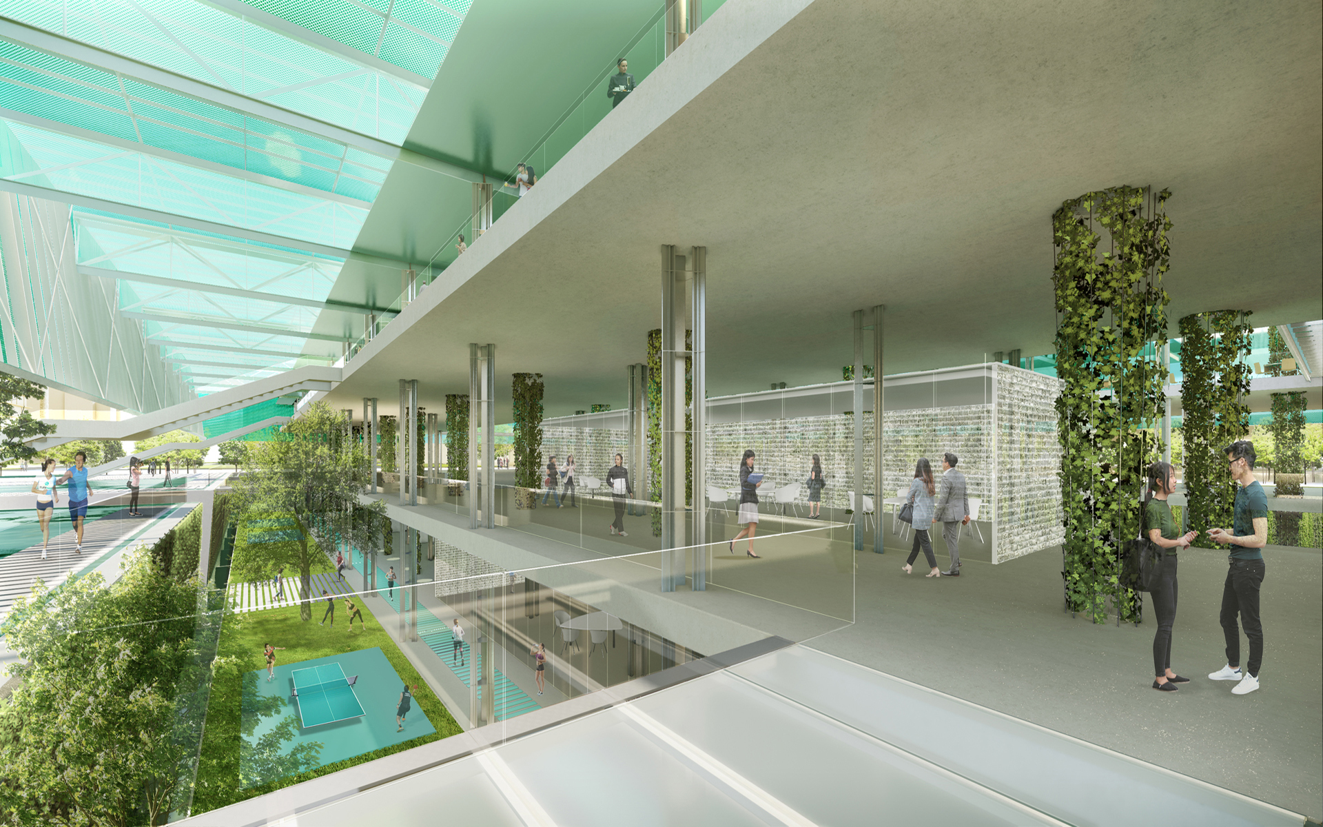台中中國醫藥大學體育館