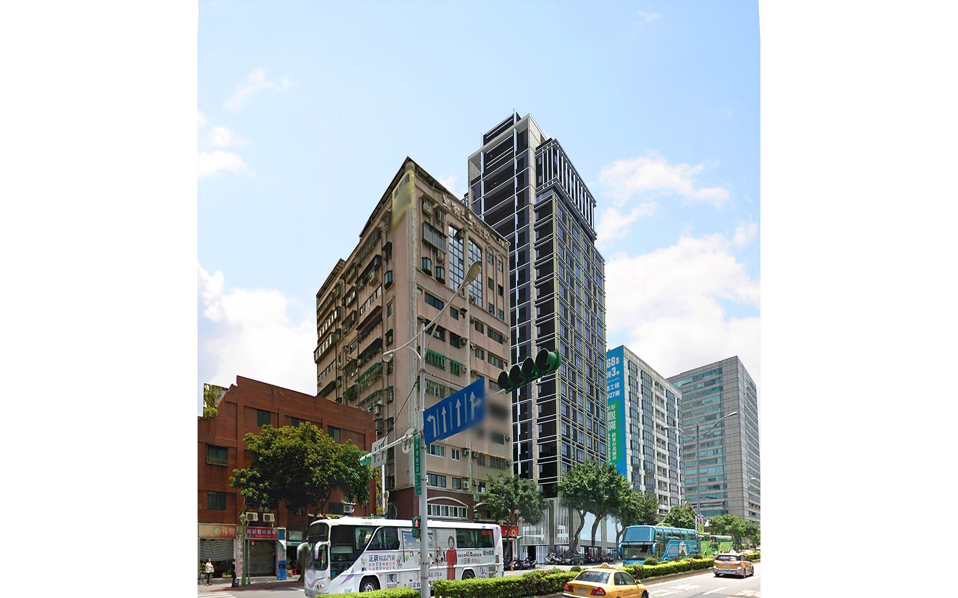聖得福台北承德路住宅