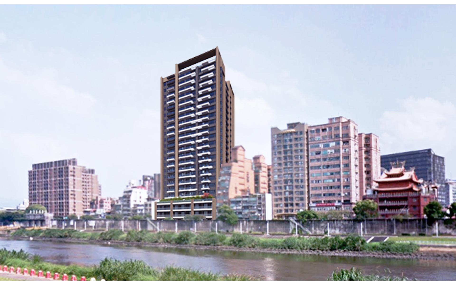 聖得福台北寶清段住宅