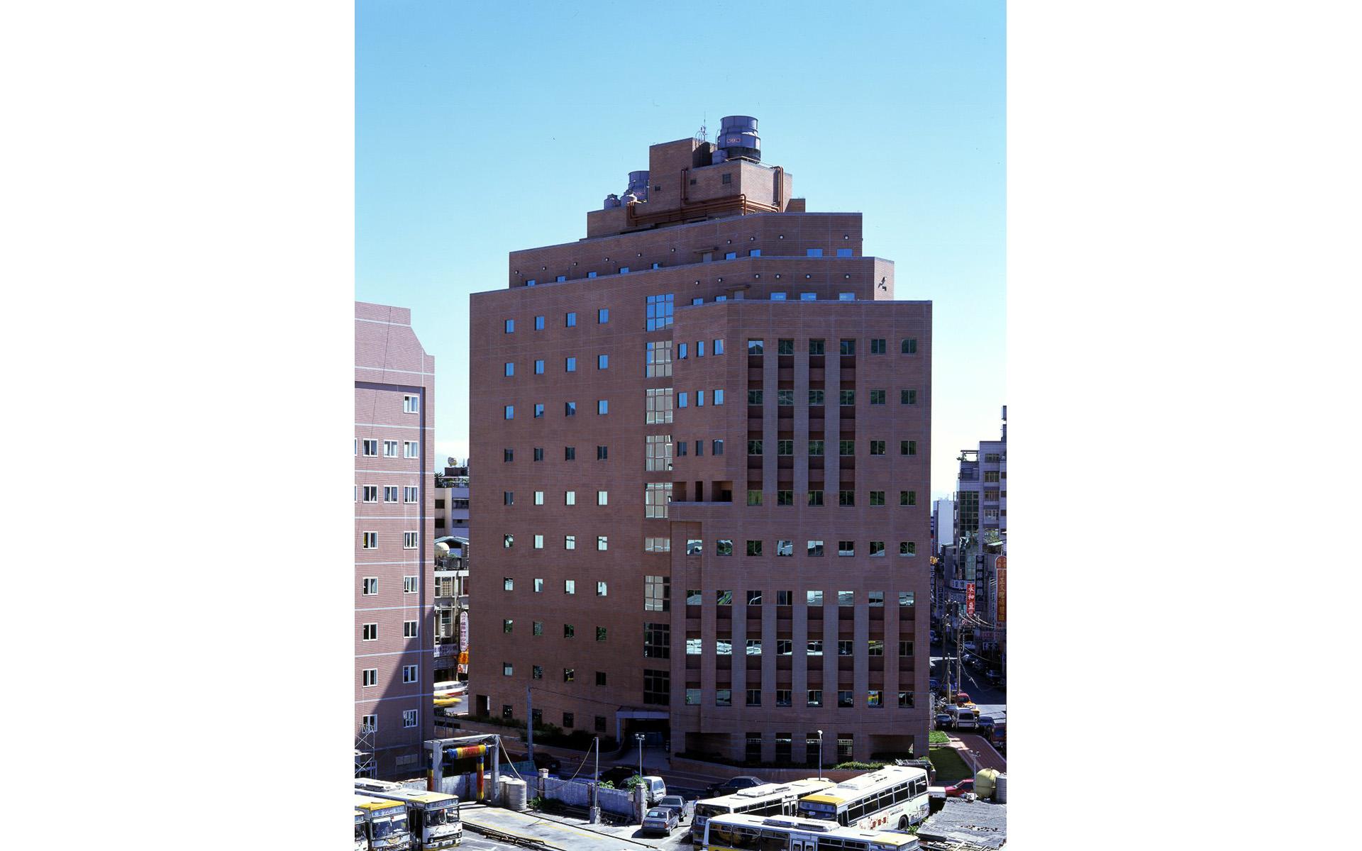 台北市衛生局聯合檢驗大樓