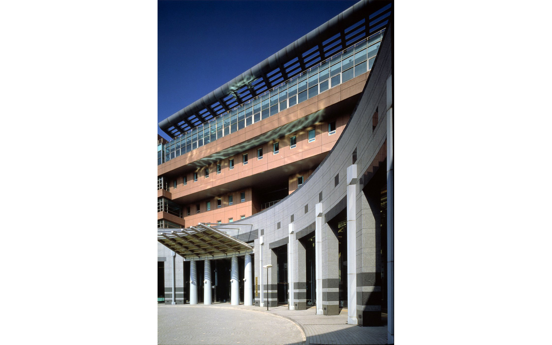 桃園環保署環境檢驗大樓