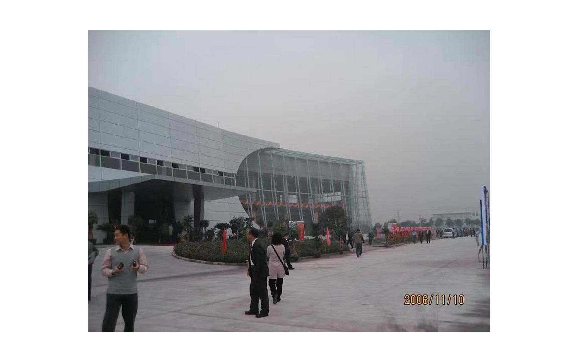 合晶科技青浦廠