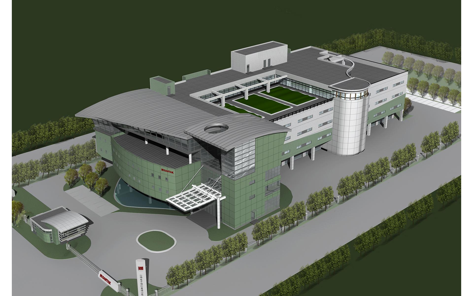 山特電子深圳廠
