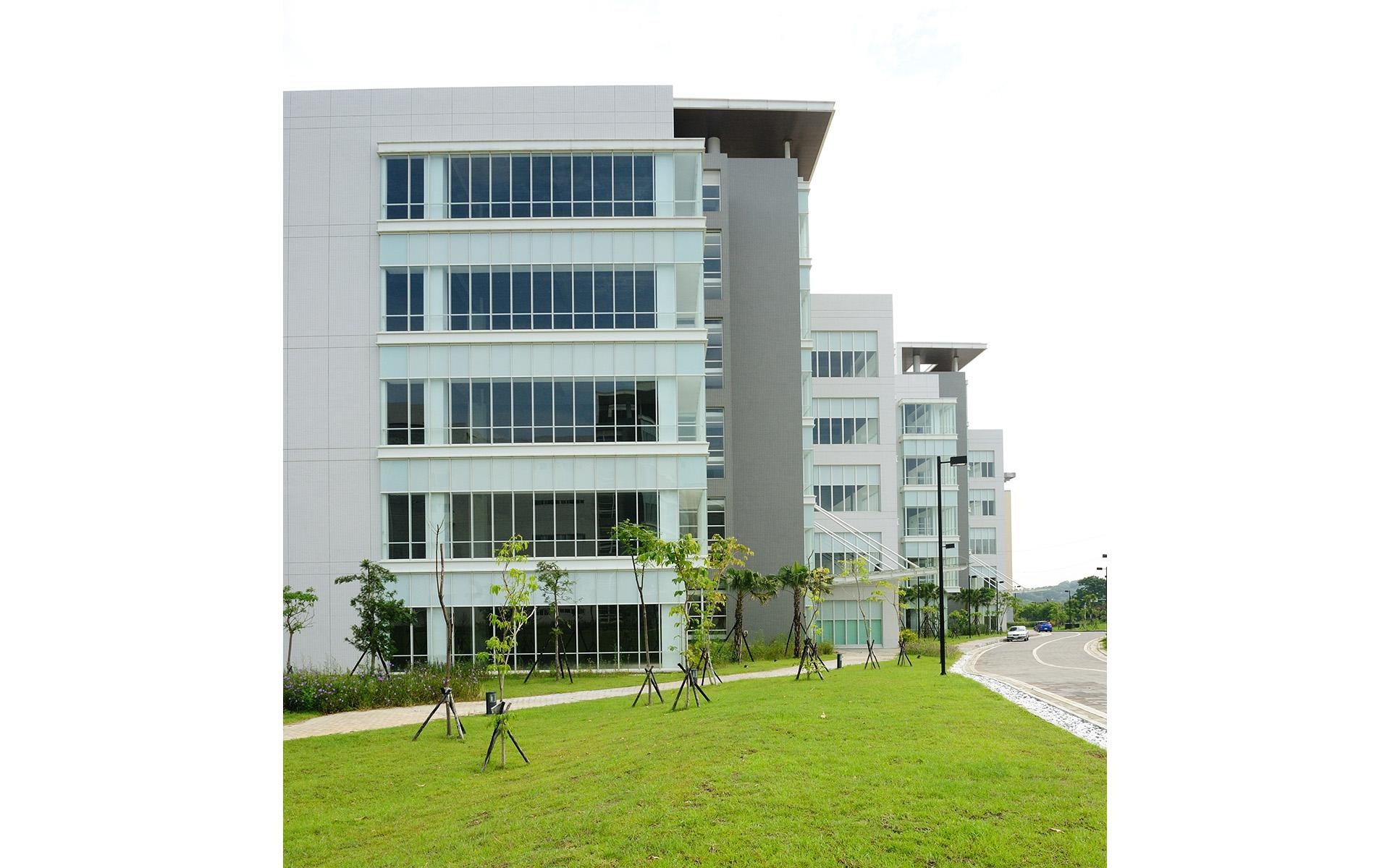 新竹科學園區標準廠房