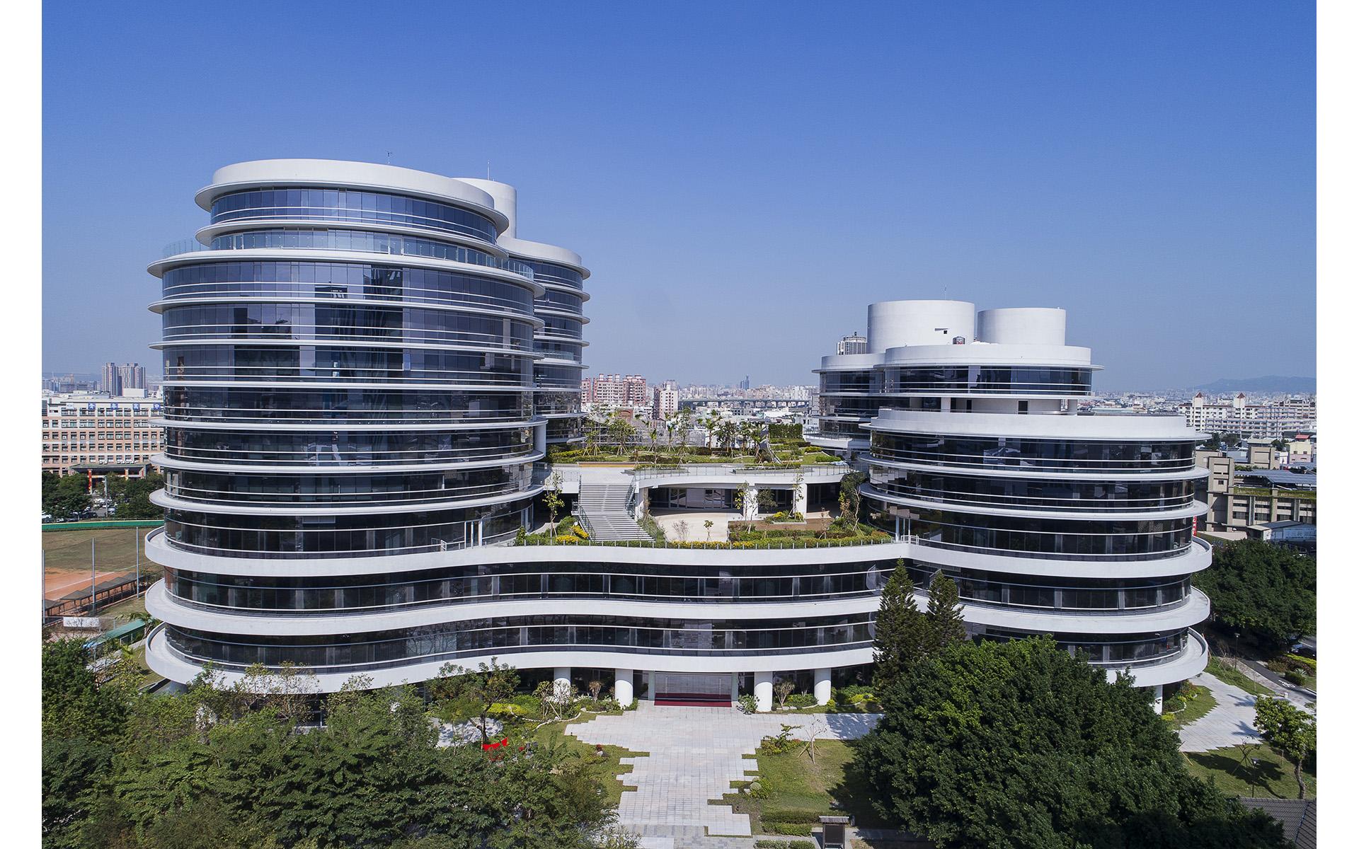 台中鼎新電腦研發中心