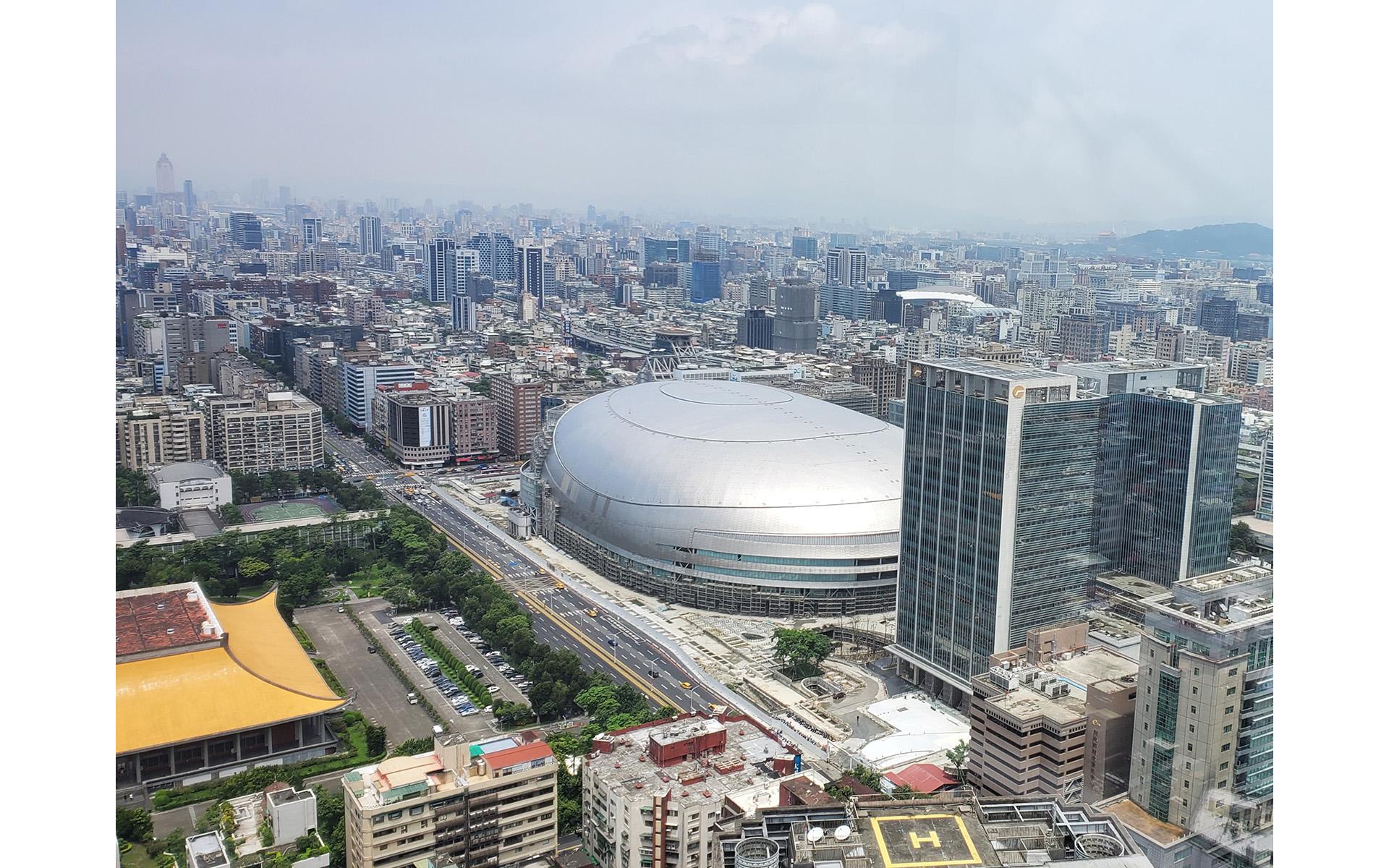 台北大巨蛋