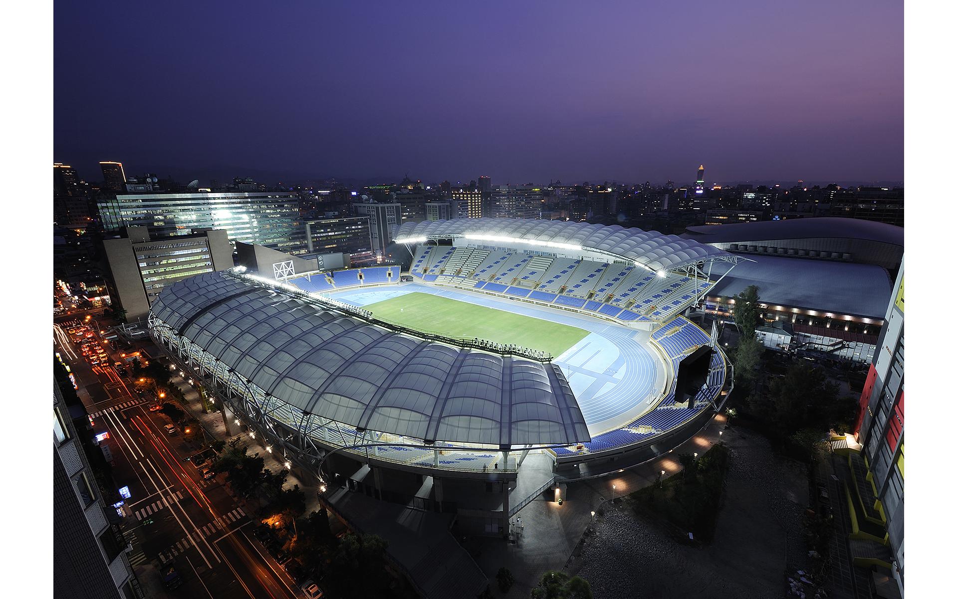 台北體育場
