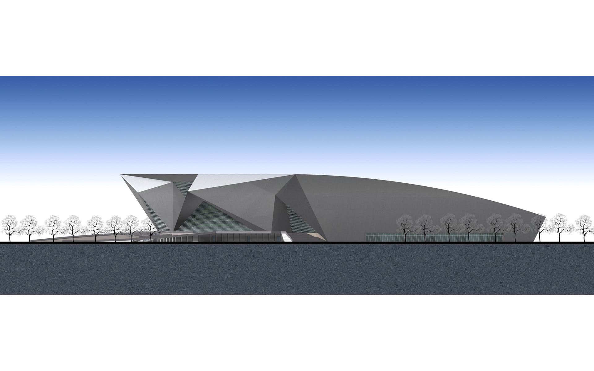 Sochi競速滑冰館規劃