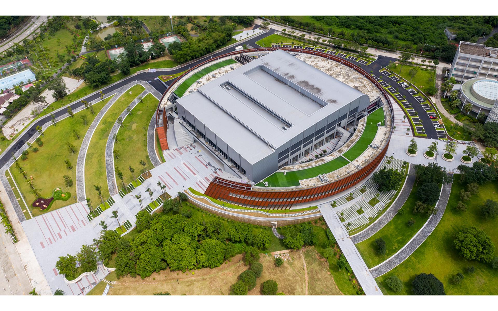 北京理工大學珠海體育館