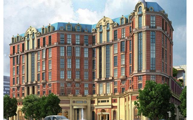 台北東方文華酒店