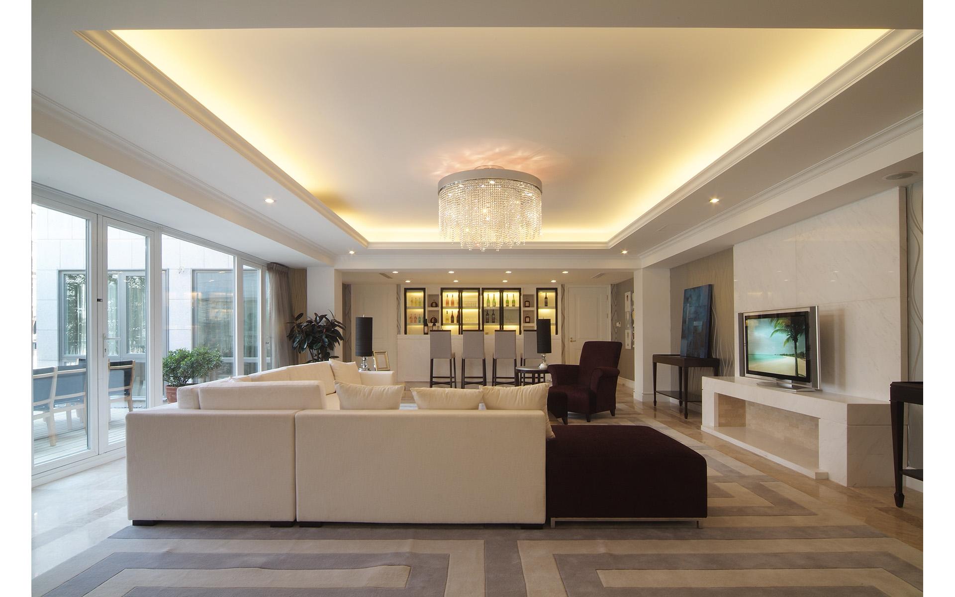 浦江大獨院室內設計