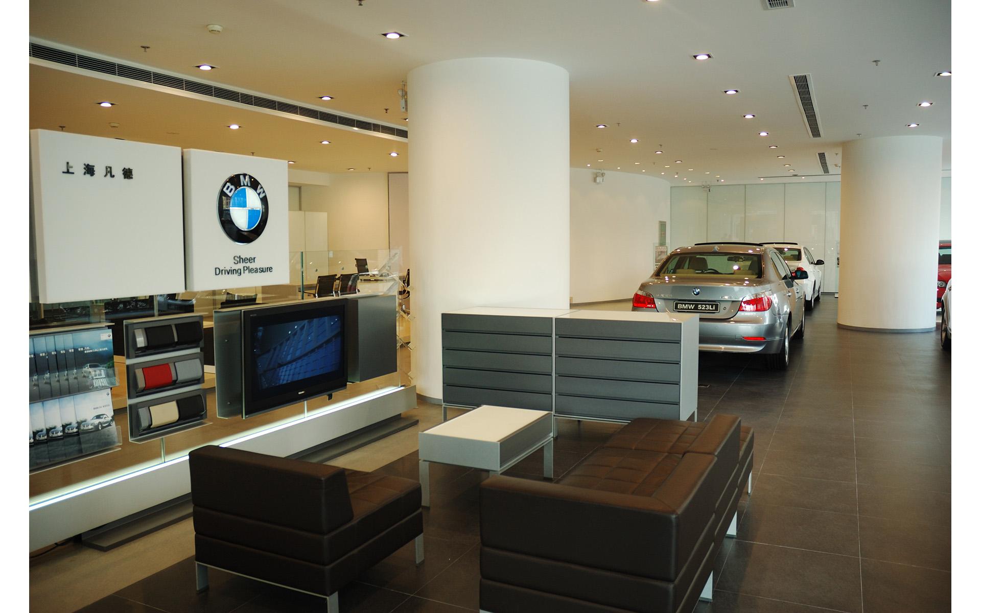 上海BMW展示銷售中心