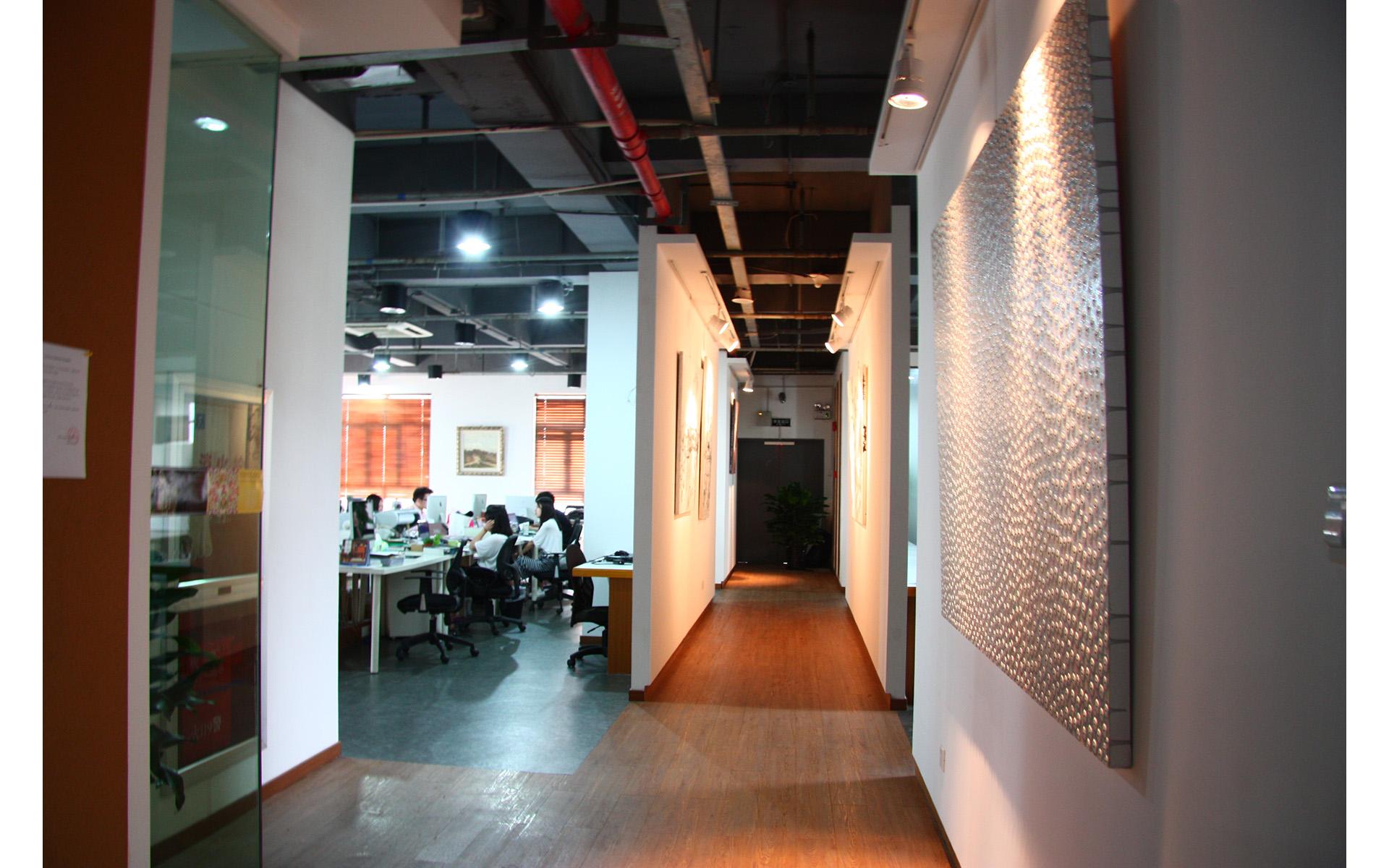 意識形態辦公室空間設計