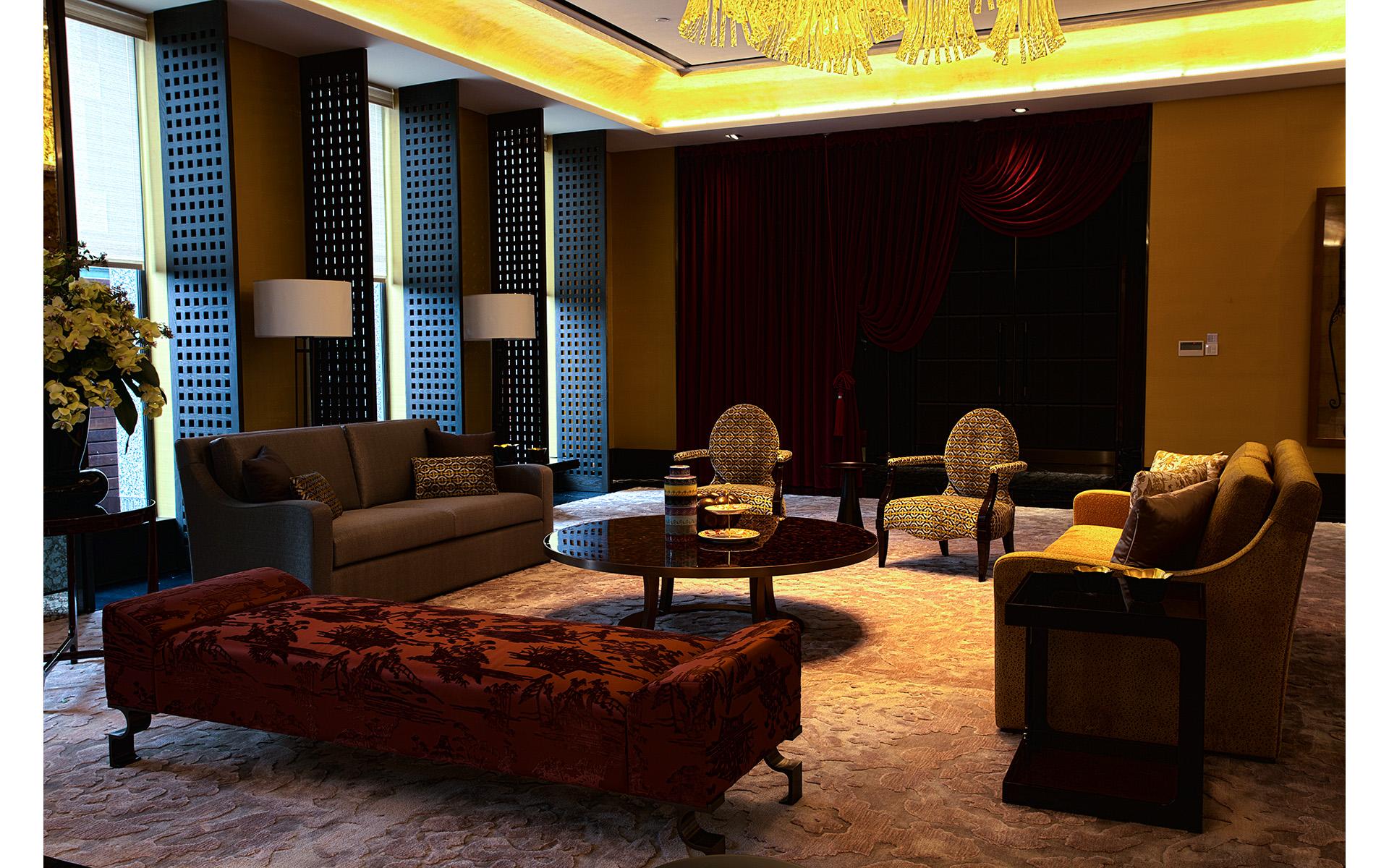 上海虹橋仲利辦公室設計