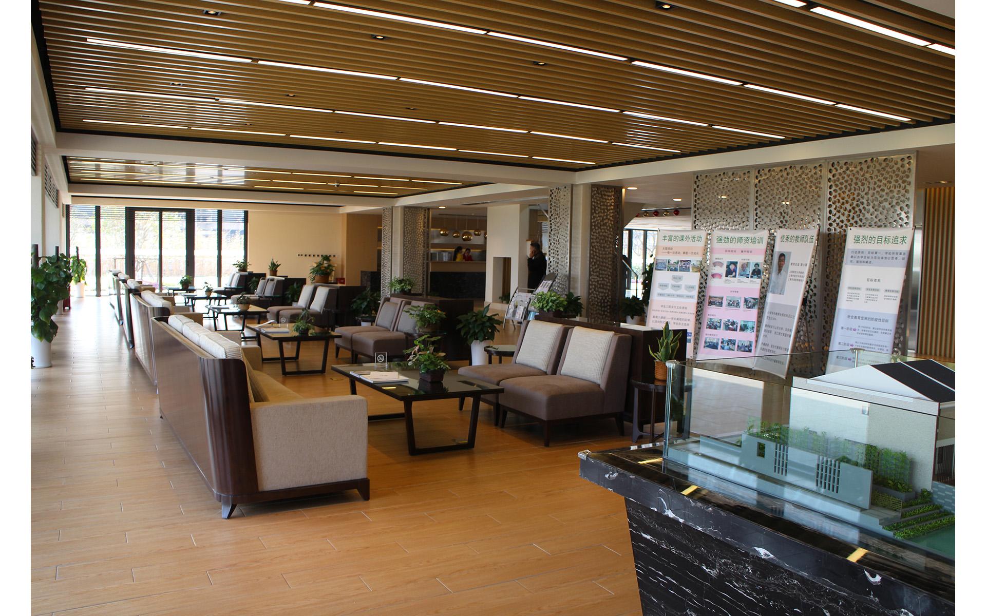 嘉興世合新農村-售樓處及接待中心