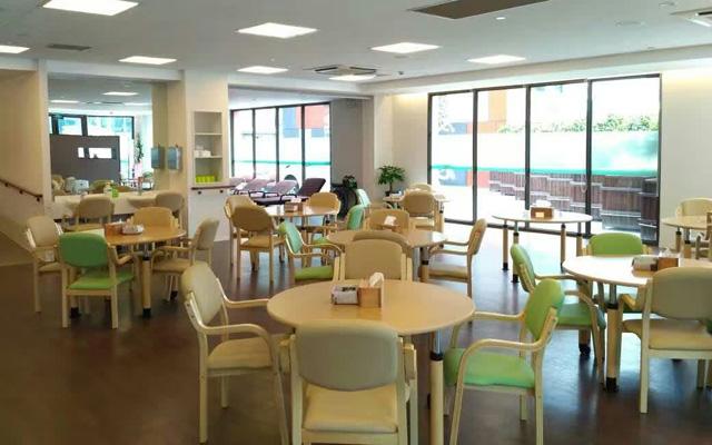 上海旺旺龍華日間照護中心