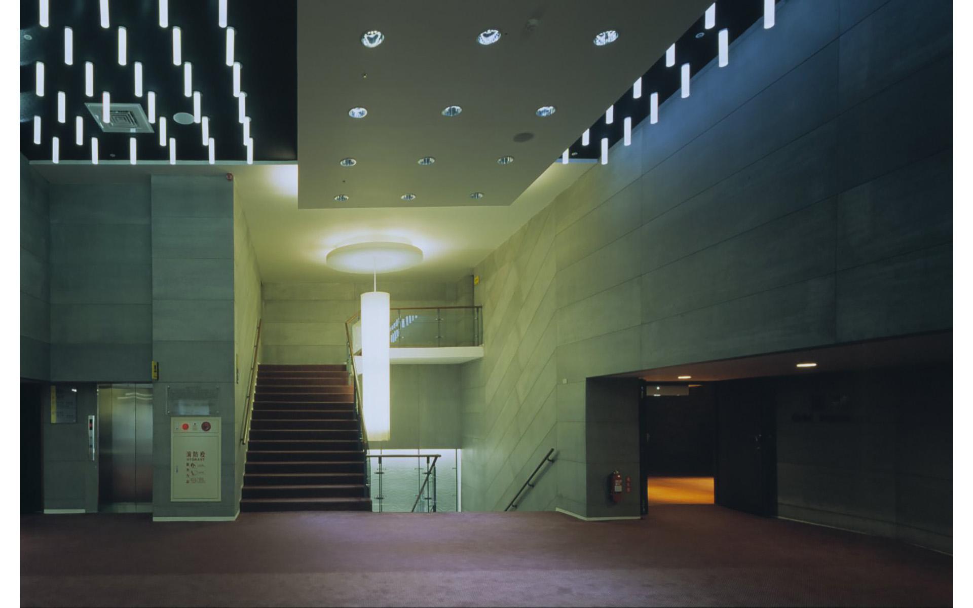 台北社教館改建(城市舞台)