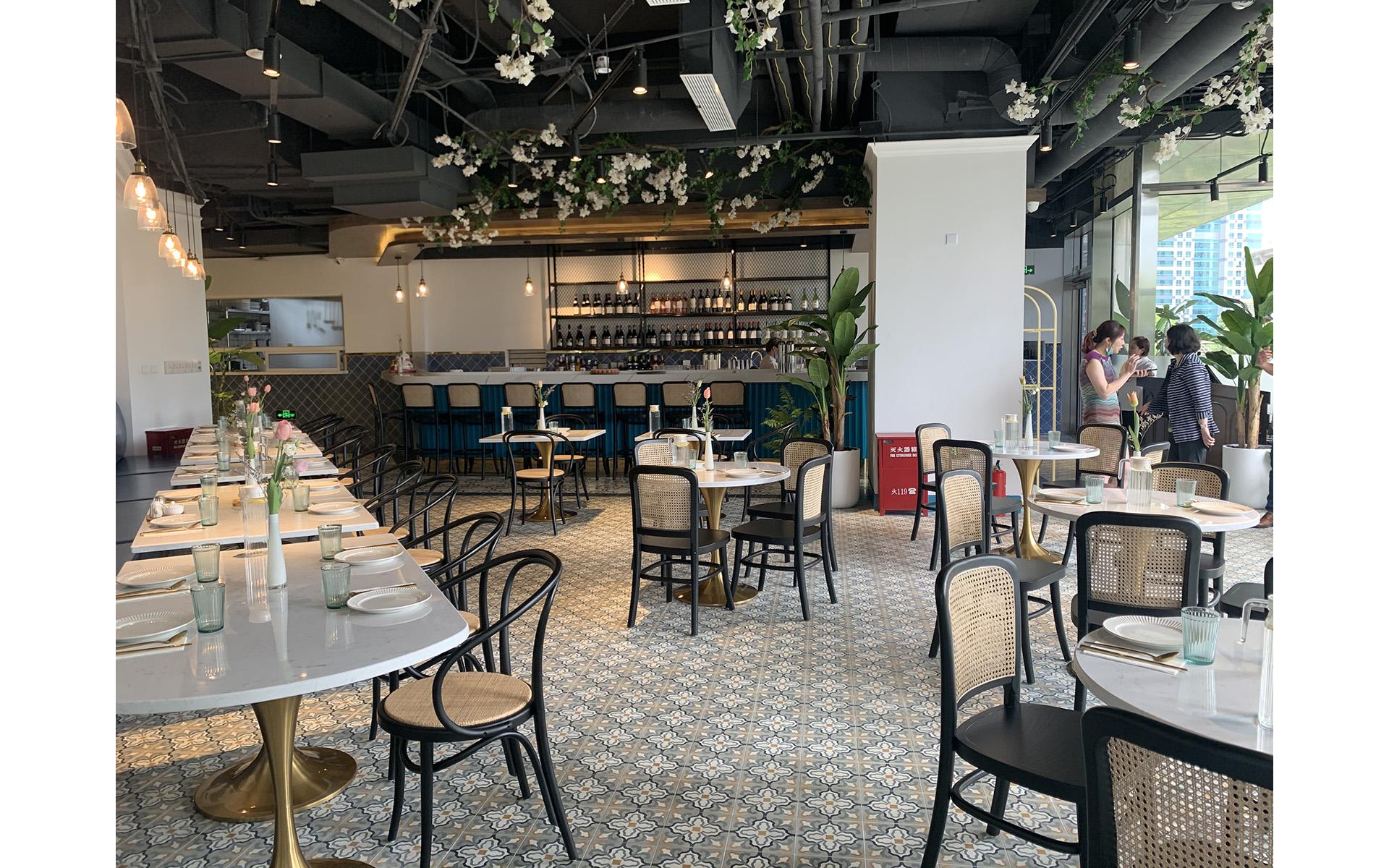 浦東環球金融中心廣東道餐廳