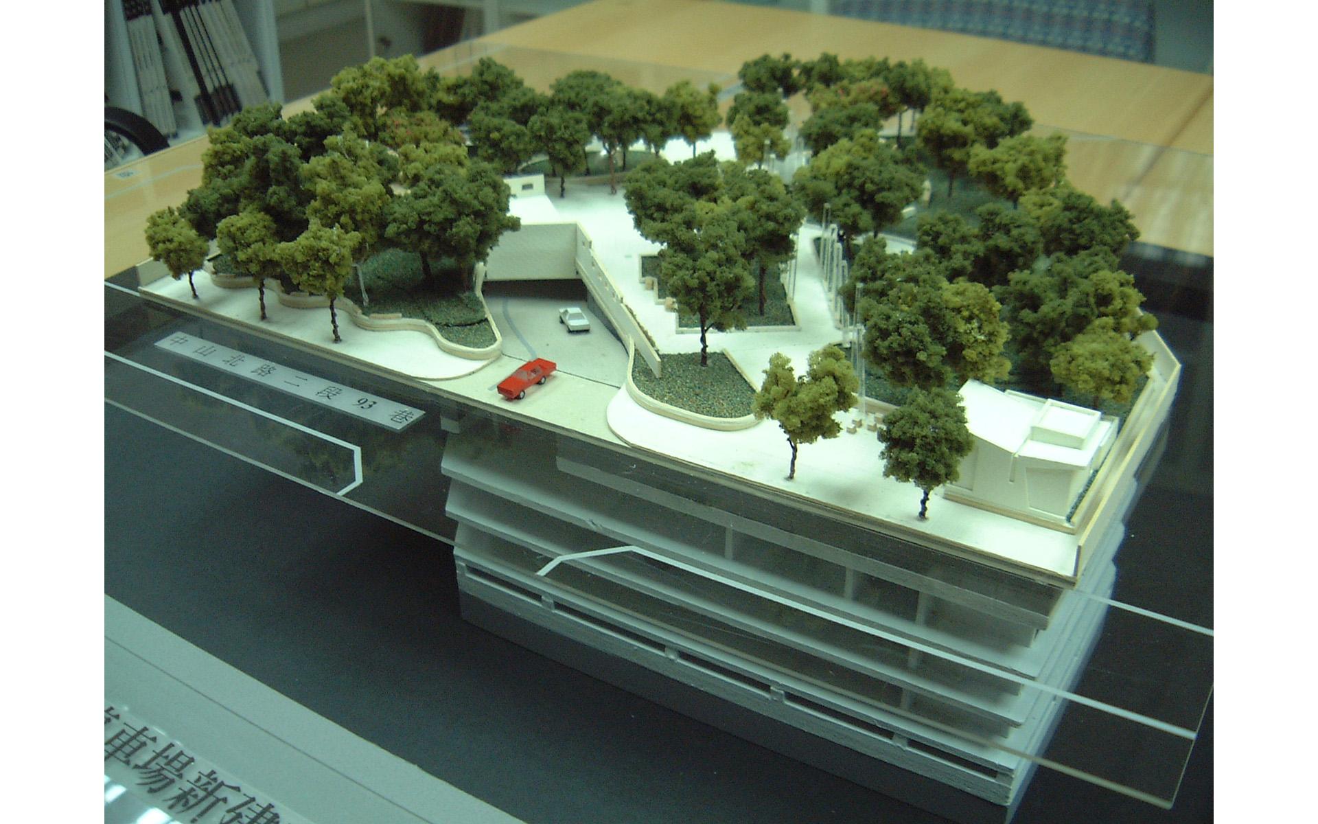 台北永盛公園附建地下停車場