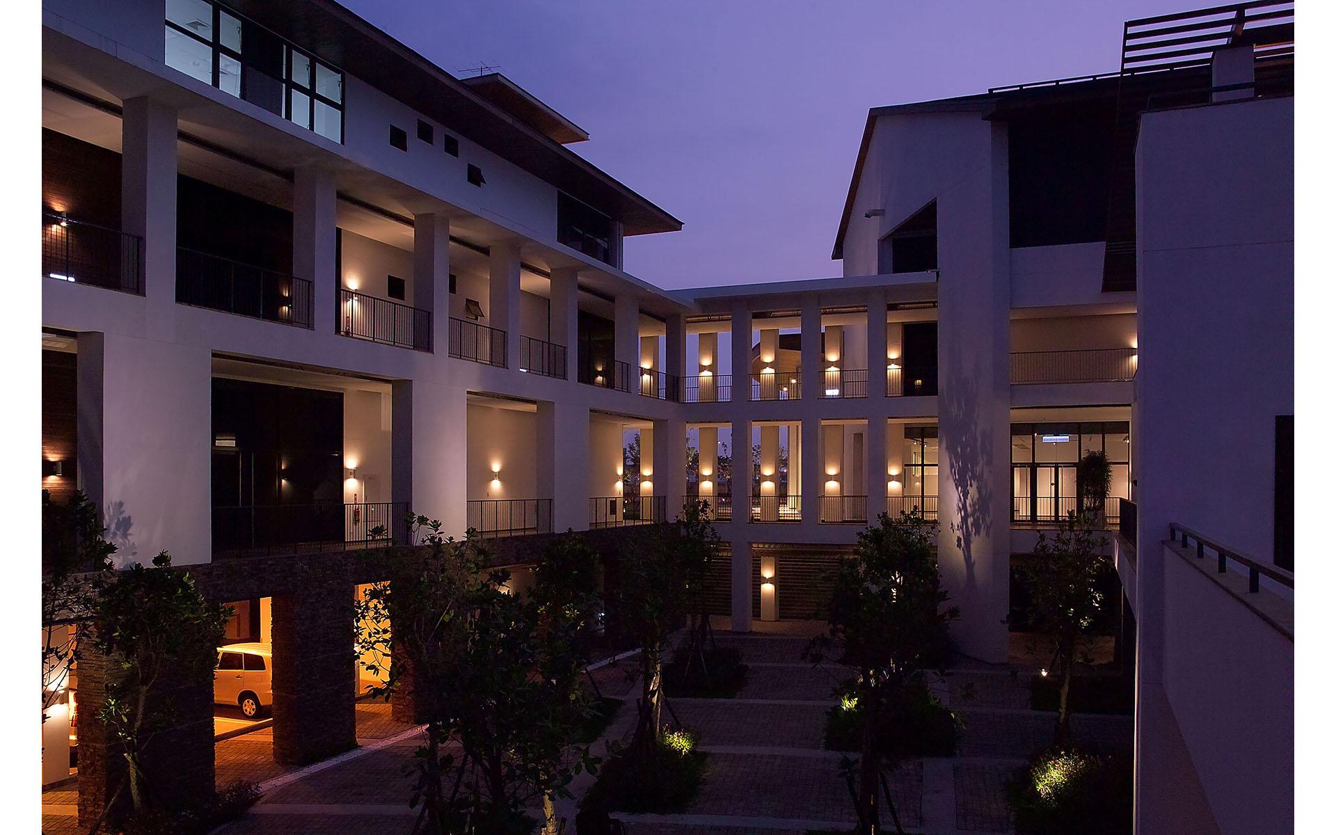 台南樹谷園區服務中心